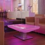 table lumineuse led sans fil rvb 45 studio pro vendue sur deco-lumineuse.fr
