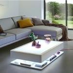 table basse salon lumineuse led design rvb ora home vendue sur deco-lumineuse.fr