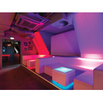 table basse lumineuse rvb sans fil design interieur ora led white vendu sur deco-lumineuse.fr