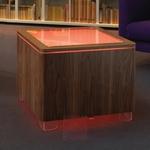 led pouf cube rvb design interieur sans fil vendu sur deco-lumineuse.fr