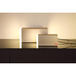lampe led a poser rvb design interieur eraser 260 gold vendu sur deco-lumineuse.fr
