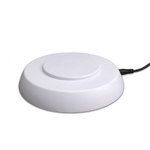 chargeur induction base led table beach
