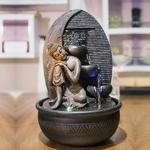 fontaine interieur led bouddha grace vendue sur deco-lumineuse.fr