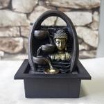fontaine led zen bouddha interieur vendue sur deco-lumineuse.fr