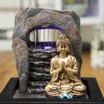 fontaine led design interieur bouddha zen dao vendue sur deco-lumineuse.fr