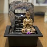 fontaine interieur led bouddha zen dao vendue sur deco-lumineuse.fr