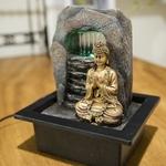 fontaine led zen interieur xl bouddha zen dao vendue sur deco-lumineuse.fr