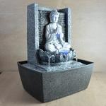 fontaine led bouddha interieur nirvana vendue surdeco-lumineuse.fr