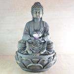 bouddha fontaine interieur meditation vendue sur deco-lumineuse.fr