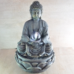 fontaines bouddha rvb interieur meditation vendue sur deco-lumineuse.fr
