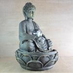 fontaines interieur bouddha meditation vendue sur deco-lumineuse.fr