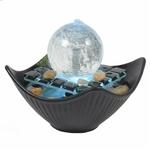 fontaine led zen interieur cristal line sydney vendue sur deco-lumineuse.fr