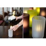 bougie-led-rechargeables-ultra lumineuse vendues sur deco-lumineuse.fr