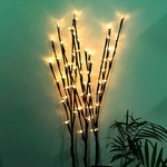 branches lumineuses arbres cerisier led