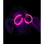 lunettes fluo led rose vendues sur deco-lumineuse.fr