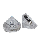 lampion lumineux led diamant blanc vendu sur deco-lumineuse.fr