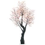arbre lumineux led exterieur cerisier 2.00m 576 led blanc chaud