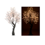 arbres lumineux led exterieux cerisier 576 led blanch chaud ip 44