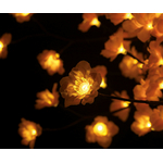 arbre lumineux led cerisier lumineux led fleurs lumineuses 150cm 384 leds