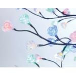 arbre cerisier lumineux led exterieur cerisier 180cm 336 fleurs led rvb
