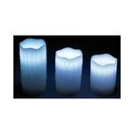 petite bougies led rvb electrique avec telecommande piles vendues sur deco-lumineuse.fr