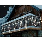 guirlande led rideau-de-lumiere-snow-blanc-chaud-ref_vendu sur dco-lumineuse.fr