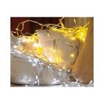 guirlande led rideau lumineux-de-lumiere-snow-blanc-chaud-ref_vendu sur dco-lumineuse.fr