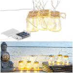 6-bocaux-lumineux-decoratifs-avec-guirlande-a-led-blanc-chaud-vendu sur deco-lumineuse.fr