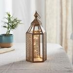 guirlande lumineuse led micro led lanterne ASILAH vendue sur deco-lumineuse.fr