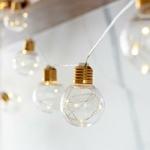 guirlande guinguette micro led cuivré ampoules vendue sur deco-lumineuse.fr