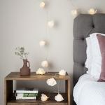 guirlande led piles Roses Juliettes blanches vendues sur deco-lumineuse.fr