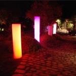 colonne lumineuse led malabar  vendue sur www.deco-lumineuse.fr