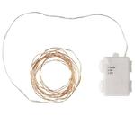 guirlandes lumineuse micro led 50 led fil cuivre vendue sur deco-lumineuse.fr