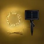 guirlande lumineuse led solaire 100 micro led vendue sur deco-lumineuse.fr