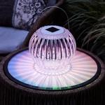 lanterne exterieure led solaire rvb vendue sur deco-lumineuse.fr