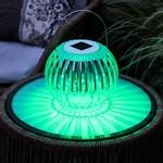 lanterne led lumineuse solaire changement de couleur vendue sur deco-lumineuse.fr