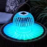 lanterne led solaire changement de couleur vendue sur deco-lumineuse.fr