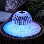 lanterne lumineuse led solaire changement de couleur vendue sur deco-lumineuse.fr