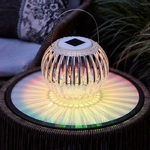 lanterne lumineuse led solaire rvb vendue sur deco-lumineuse.fr