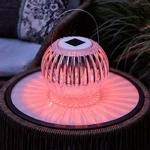 lanterne lumineuse led solaire terrasse rvb vendue sur deco-lumineuse.fr