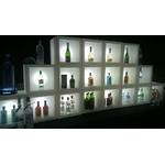 presentoir bouteille lumineux led bar vendu sur deco-lumineuse.fr