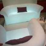 mobilier led canapé lumineux sirchester vendu sur deco-lumineuse.fr