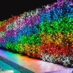 rideau-lumineux-connecte-twinkly-RGB-rideau-lumineux-de-noel-edition-speciale vendu sur deco-lumineuse.fr
