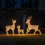 Cerf-en-Rotin-Renne-Noël-Exterieur-Jardin 260 led vendu sur deco-lumineuse.fr