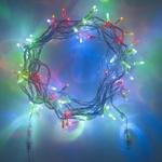 guirlande lumineuse led serie coeur raccordable 10m 80 m 800 led rvb vendue sur deco-lumineuse.fr
