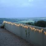 guirlande lumineuse led serie blanc chaud noel coeur raccordable 10m 80 m 800 led vendue sur deco-lumineuse.fr