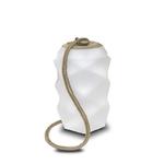 lampe led sans fil design a poser rvb blito grise mobilier lumineux vendue sur deco-lumineuse.fr