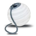 lampe led sans fil design à suspendre rvb soro grise mobilier lumineux vendue sur deco-lumineuse.fr