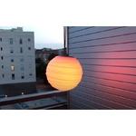 lampe led sans fil design à suspendre rvb soro en scene mobilier lumineux vendue sur deco-lumineuse.fr