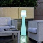 lampe led sans fil rechargeable rvb extérieurs pour terrasse lola 110 vendue se deco-lumineuse.fr